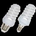 Компактные люминесцентные энергосберегающие лампы